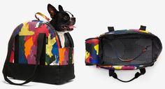 Pet carrier by Kate Spade / Sac de transport pour chien par Kate Spade