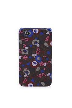 Marc by Marc Jacobs Floral iPhone Case