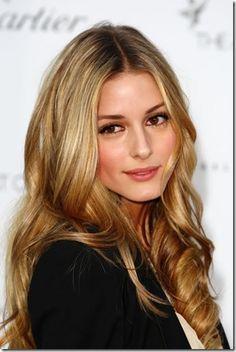 Gorgeous hair.