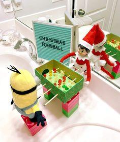Christmas Elf, Christmas Crafts, Bad Elf, Awesome Elf On The Shelf Ideas, Elf Magic, Elf On The Self, Naughty Elf, Santa's Little Helper, Buddy The Elf