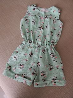 Details about Kids Baby Girls Jumpsuits Condole belt dot Leggings Summer Clothes Outfits Kids Dress Wear, Little Girl Outfits, Toddler Girl Dresses, Baby Outfits, Kids Outfits Girls, Toddler Outfits, Girls Frock Design, Kids Frocks Design, Baby Frocks Designs