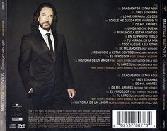 Caratula Trasera de Marco Antonio Solis - Gracias Por Estar Aqui (Deluxe Edition)