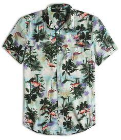 b2dc10696e Blusa com Amarração - Lojas Renner. Camisas FloridasBermudas Masculinas Tecido ...
