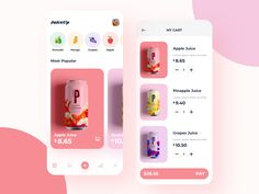 User Interface Design Inspiration : Every day most digital designers look for inspiration on sources like Dribbble or Behance for mobile and webdesign. Design Responsive, App Ui Design, Mobile App Design, Mobile Web, Dashboard Interface, User Interface Design, Ui Ux, Pop Design, Site Design