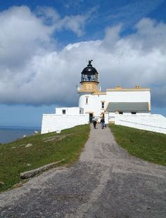 Stoer Head Lighthouses