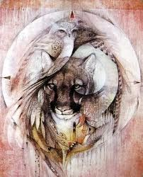 Susan Seddon Boulet - Mountain Lion