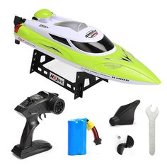 Remote Control Boat, Radio Control, Hobbies For Kids, Gifts For Kids, Super Speed, Fish Finder, Water Cooling, Pool Toys, Speed Boats