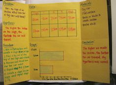 Teaching in an Organized Mess: Mini Science Board--lapbook for force