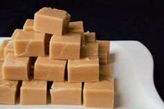 Caramel Fudge - Powered by @ultimaterecipe