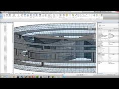 How I Build A Space Station (in Revit Architecture) - YouTube