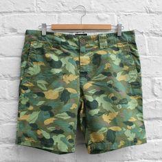 a3efdfb89e54 dickies saratoga camo shorts green