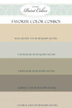 faux painting, benjamin moore safari | Benjamin Moore color combinations