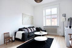 Vardagsrum - Kungsholmen