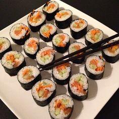 Sushi - Photo by pureglamtv