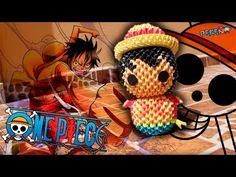 Monkey D. Luffy 3D Origami   Pekeño ♥ - YouTube