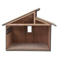 2012 Spring Fling Laser Cut Dollhouse Kit