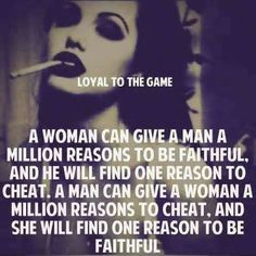 Theres never a reason for cheating. Grow a set of balls and leave the person if you arent happy or dont know what you want. Cheating should never even be an option.