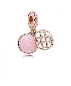Made from Pandora Rose™, our unique metal blend plated with rose gold, this pink-hued dangle charm pays tribute to family bonds—whatever shape they take. Shop your Pandora Dangle Charms here. Pandora Bangle Bracelet, Pandora Jewelry, Charm Jewelry, Fine Jewelry, Gold Jewellery, Jewelry Box, Jewelry Bracelets, Silver Jewelry, Pandora Charms