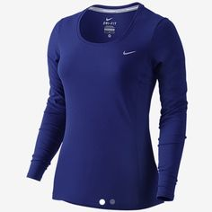 Nike Dri-Fit contour running top Brand new with tags. Athletic Wear, Nike Tops, Nike Dri Fit, Fashion Tips, Fashion Design, Fashion Trends, Nike Women, Running, Long Sleeve