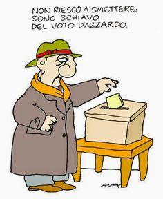 di Tutto Un Po' Italia: Il voto? Per gli italiani non è più un dovere civi...