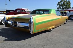 Kustoms at the LA Roadster Show