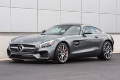 Cool Amazing 2016 Mercedes-Benz AMG GT S  2016 Mercedes-AMG GT S, One Owner, Only 1183 Miles, 100% Stock, Flawless 2018