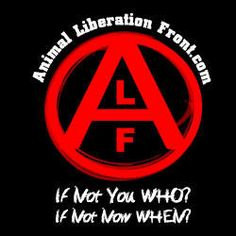 ALF Animal Liberation Front