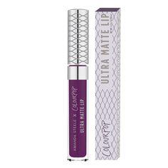 Amanda Steele Chaps purple Ultra Matte Lip