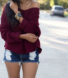 my color sweater for fall