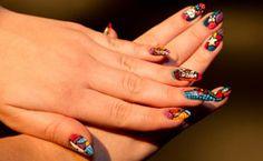 Nails Fashion Week reuniu tendências do mercado e mostrou que as unhas decoradas estão em alta.