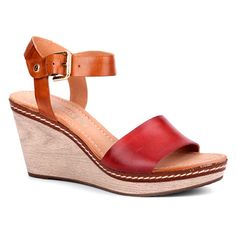 Pikolinos Creta 0621 found at Shoe Boots, Shoe Bag, Boot Shop, Shoes Online, Wedge Shoes, Espadrilles, Footwear, Wedges, My Style