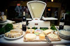 Idée pour servir les fromages