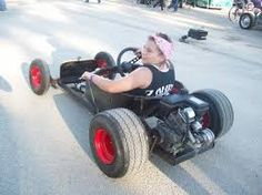 the t bucket go kart rat rod style go kart junk yard go. Black Bedroom Furniture Sets. Home Design Ideas