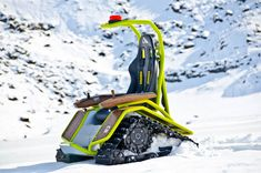ziesel off-road wheelchair conquers all weather and terrain - designboom | architecture