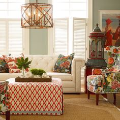 Claybourne Sofa @Sarah Chintomby Chintomby Nasafi Grayce #laylagrayce #new #furnishings