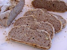 Ma Petite Boulangerie: Pan de centeno y frutos secos