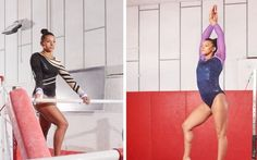 Laughter rings out around the Notts Gymnastics Academy as Becky and Ellie Downie, the sisters at the heart of  the British team, discuss their symbiotic, sometimes suffocating relationship.