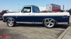 76 Ford F150..