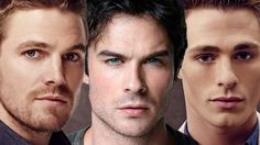 13 Hottest Guys on The CW Right Now...SPN fans, YOU WILL be disappointed.
