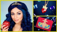 Disney Descendants – Evie DIY Costume Tutorial | Charisma Star - YouTube