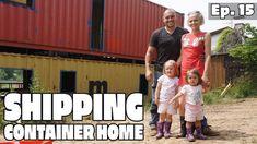 Stavíme kontejnerový dům - svépomoci EP15 Shipping Container Homes, Building A House, Couple Photos, Couples, Couple Shots, Couple Pics, Couple Photography, Container Houses, Romantic Couples