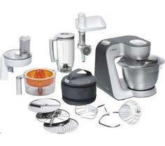 Robot de cozinha MUM56340 - prateado