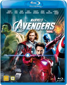 9,95e The Avengers (Blu-ray)
