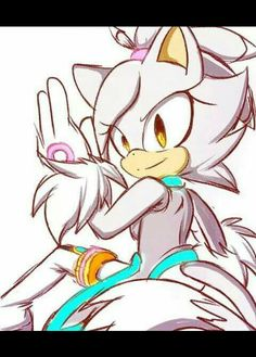 Blaze and Silver's daughter