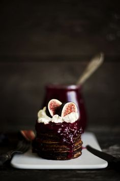 We love this beautiful food styling. Hungry yet?