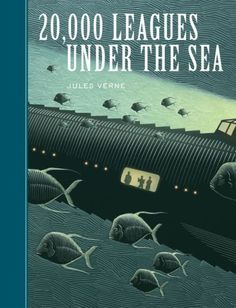 20,000 Leagues Under the Sea (Sterling Unabridged Classics) by Jules Verne, http://www.amazon.com/dp/140272599X/ref=cm_sw_r_pi_dp_hcWzrb1KRS4YR