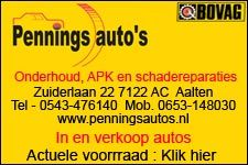 Pennings autos