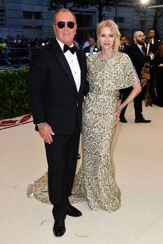Naomi Watts wearing Michael Kors Collection.