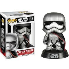 cfd3337c3b0e Funko POP Star Wars The Force Awakens  Kylo Ren and Captain Phasma 2 Piece  BUNDLE