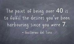 - Guillermo del Toro